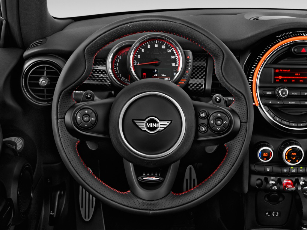 Image: 2016 MINI Cooper 2-door HB John Cooper Works ...