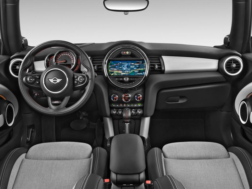 2016 Mini Cooper 2 Door Hb S Dashboard
