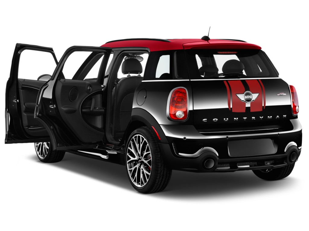 Image 2016 Mini Cooper Countryman All4 4 Door John Cooper
