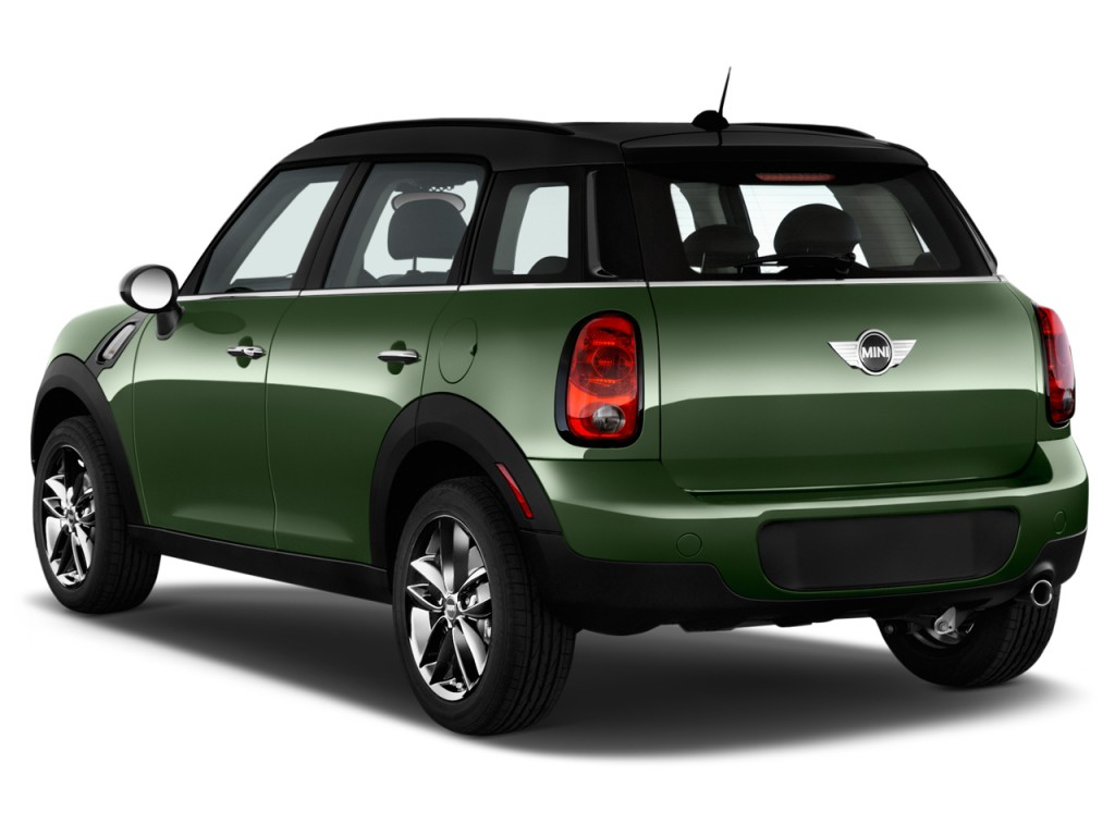 Gas Mileage For A Hummer >> Image: 2016 MINI Cooper Countryman FWD 4-door Angular Rear Exterior View, size: 1024 x 768, type ...