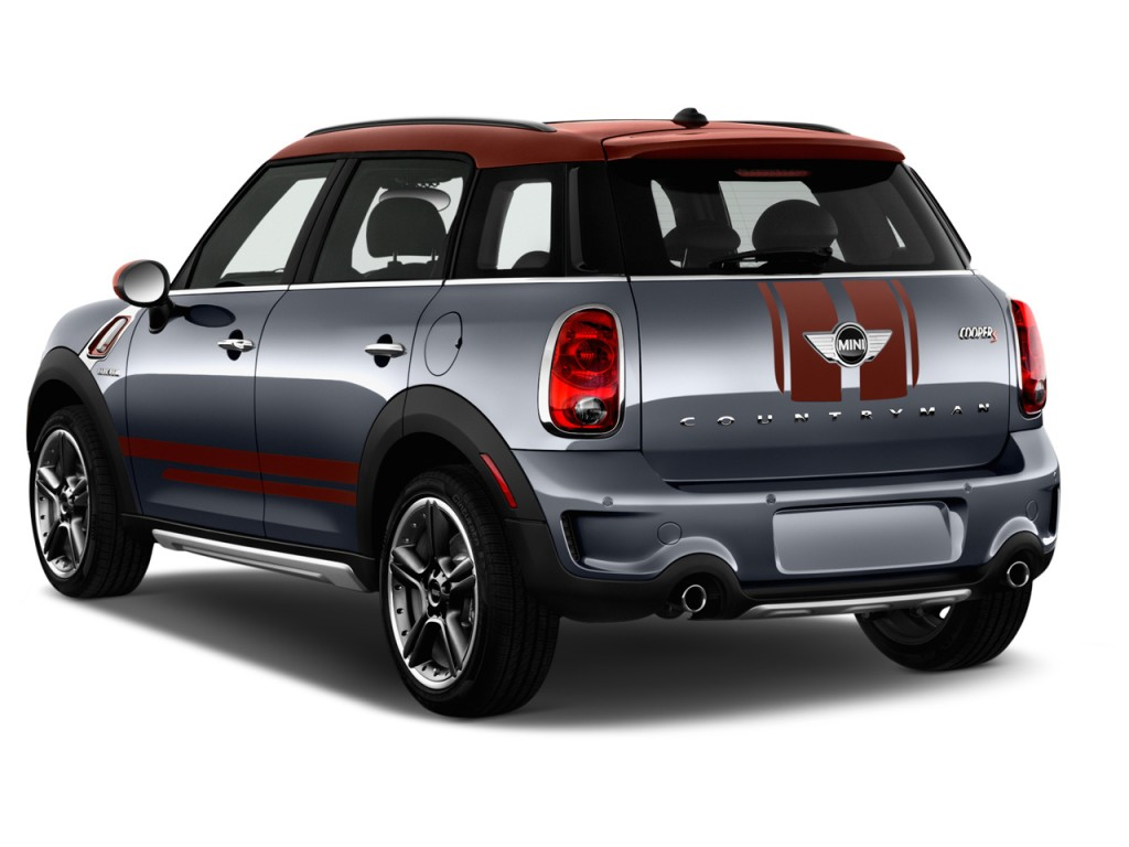 Image 2016 Mini Cooper Countryman Fwd 4 Door S Angular