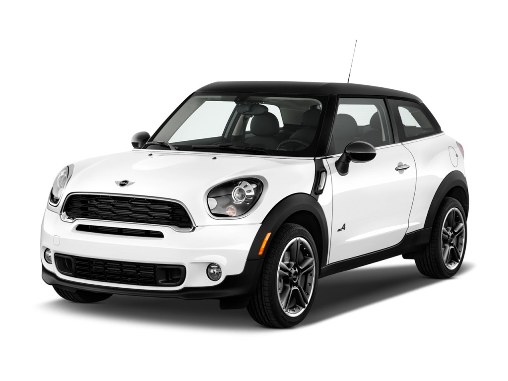 2016 Mini Paceman Review Ratings Specs Prices And Photos The Car Connection