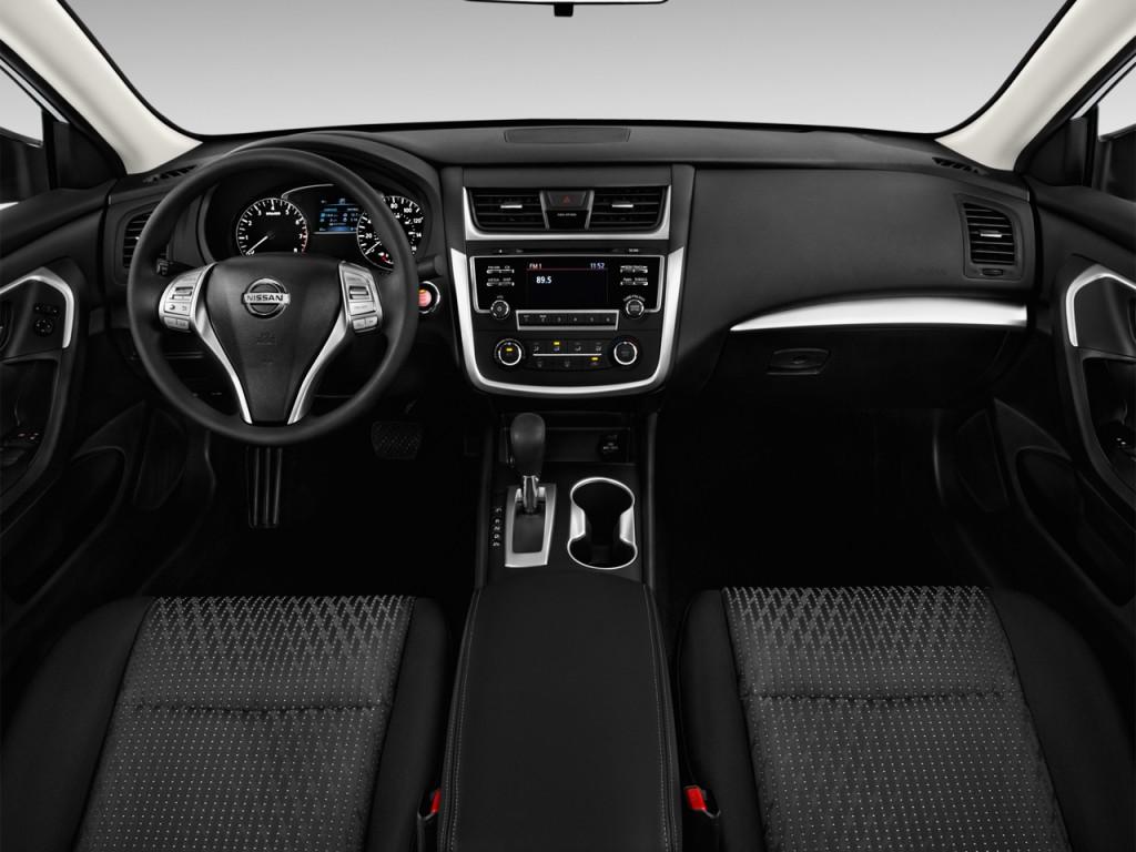 image 2016 nissan altima 4 door sedan i4 2 5 s dashboard size 1024 x 768 type gif posted. Black Bedroom Furniture Sets. Home Design Ideas