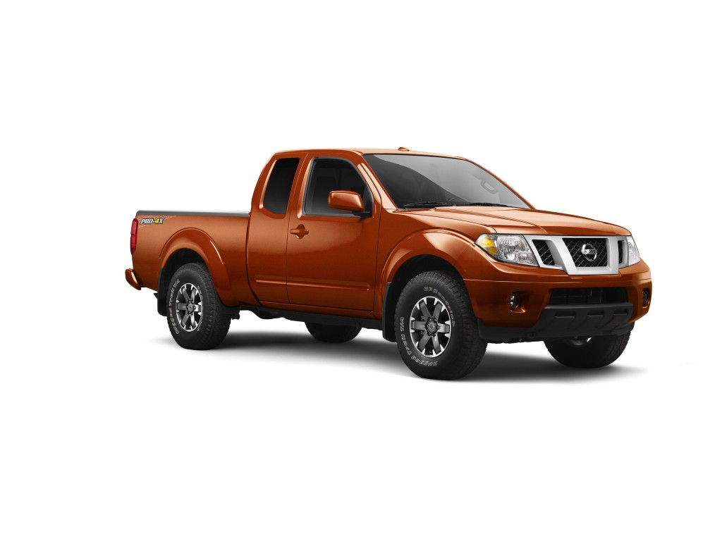 2016 Nissan Frontier Review Ratings Specs Prices And Photos The Car Connection