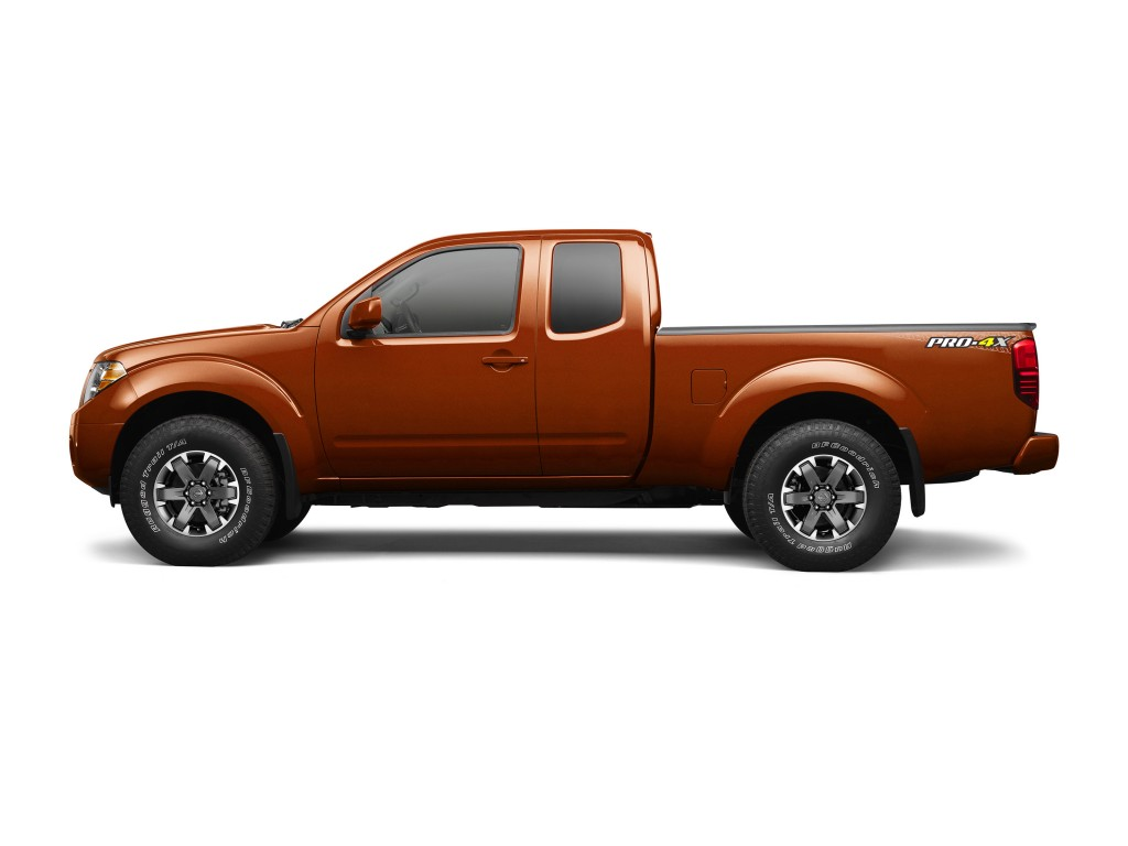 Image 2016 Nissan Frontier Size 1024 X 768 Type Gif