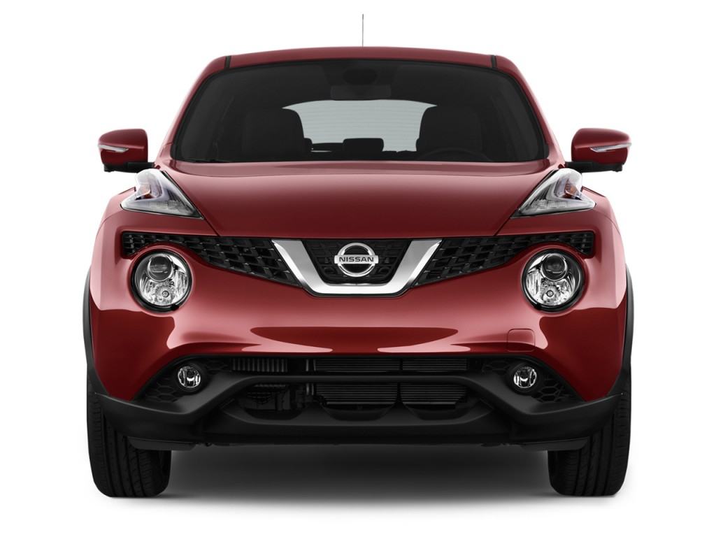 Image: 2016 Nissan Juke 5dr Wagon CVT S FWD Front Exterior ...