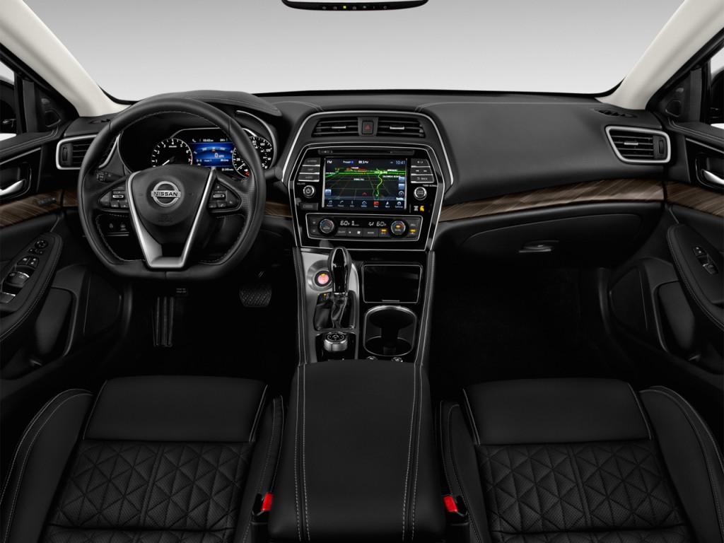 image 2016 nissan maxima 4 door sedan 3 5 platinum dashboard size 1024 x 768 type gif. Black Bedroom Furniture Sets. Home Design Ideas