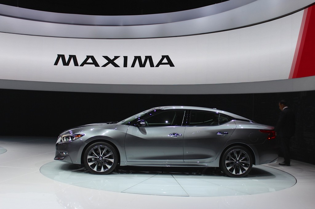 image 2016 nissan maxima 2015 ny auto show live photos size 1024 x 682 type gif posted. Black Bedroom Furniture Sets. Home Design Ideas