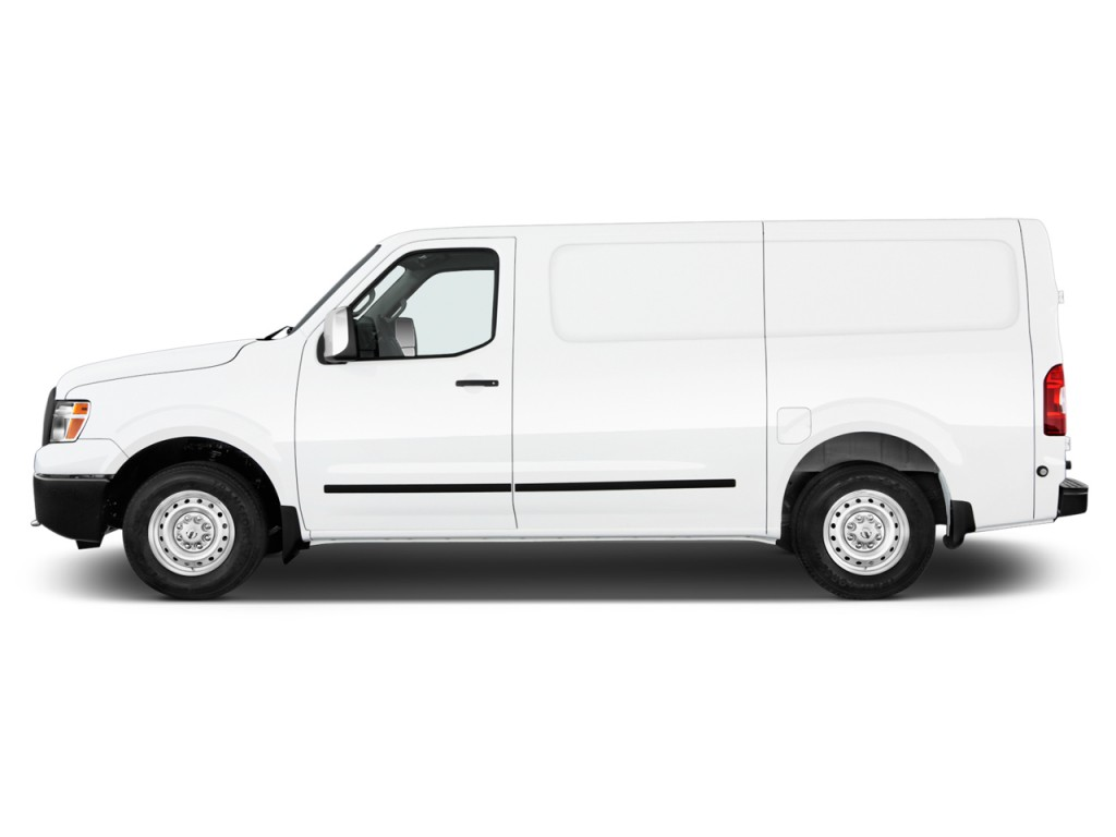 Nissan Nv Review >> Image: 2016 Nissan NV Standard Roof 2500 V6 S Side Exterior View, size: 1024 x 768, type: gif ...