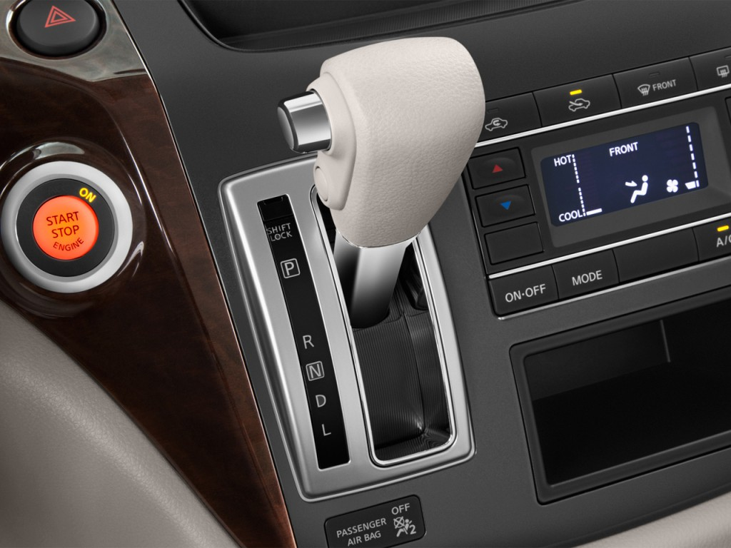 Image: 2016 Nissan Quest 4-door S Gear Shift, size: 1024 x ...