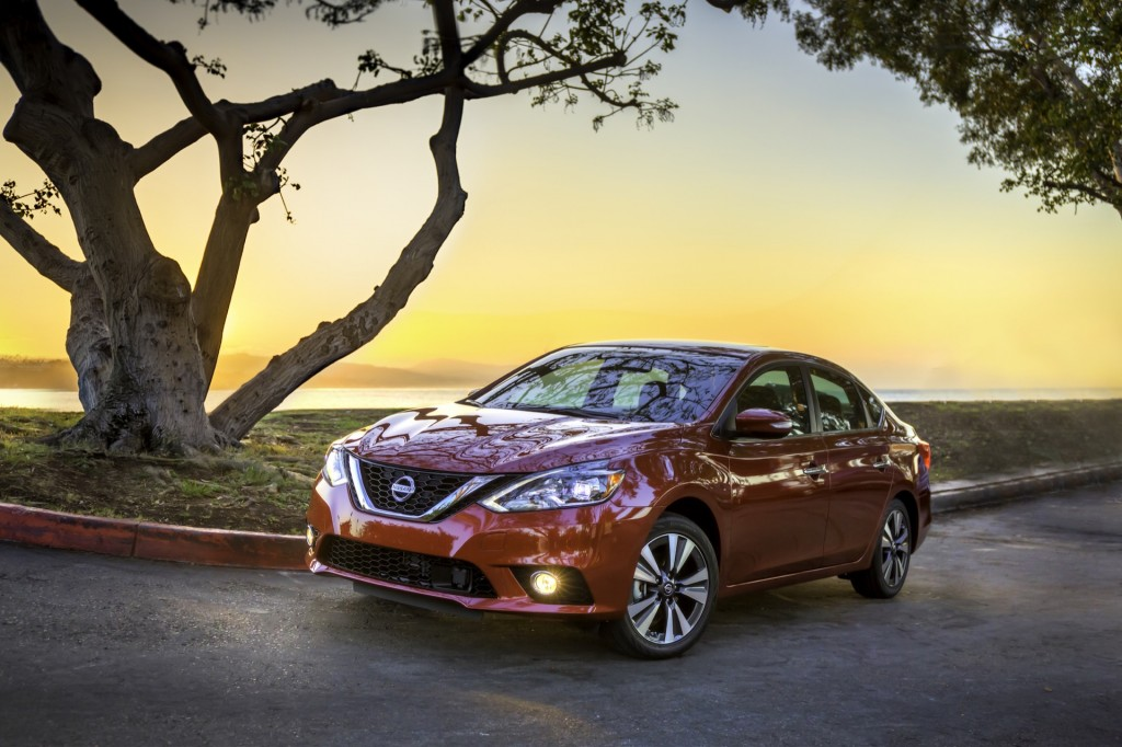 2016 Nissan Sentra, Leaf recalled to fix faulty airbags