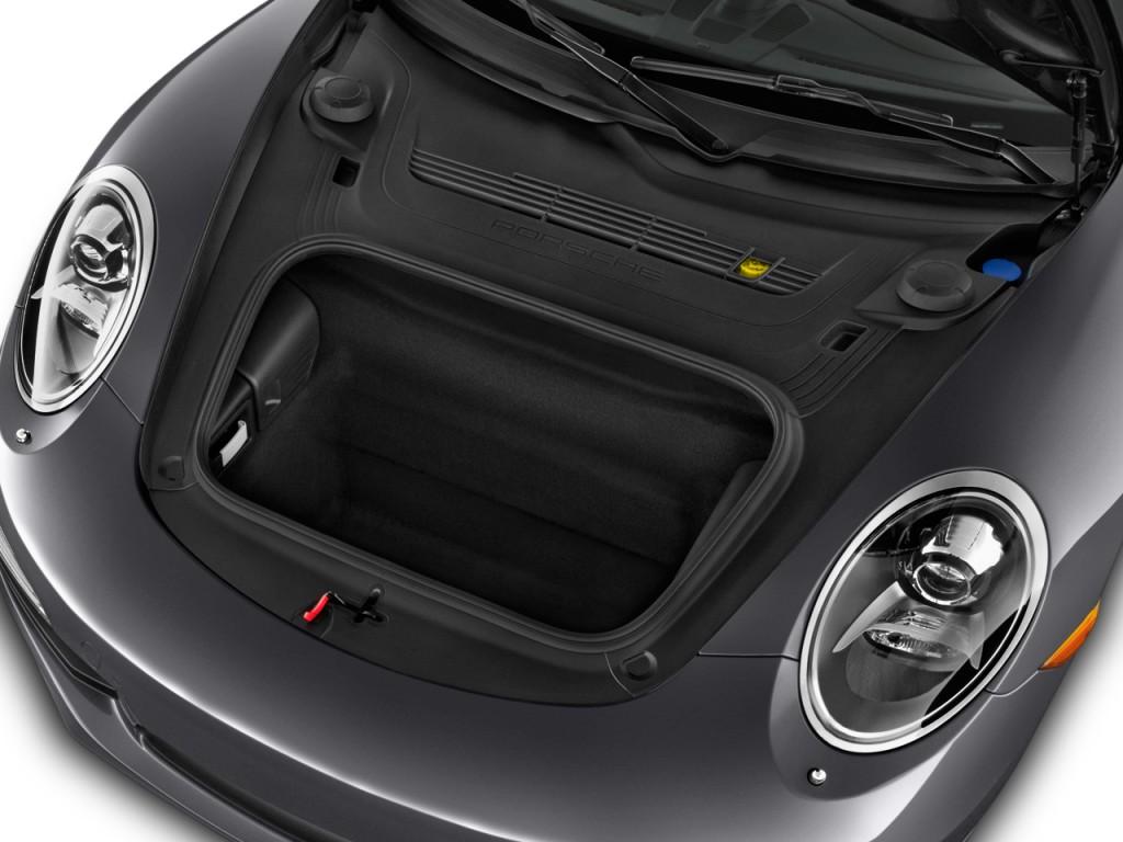 Image 2016 Porsche 911 2 Door Targa 4s Trunk Size 1024