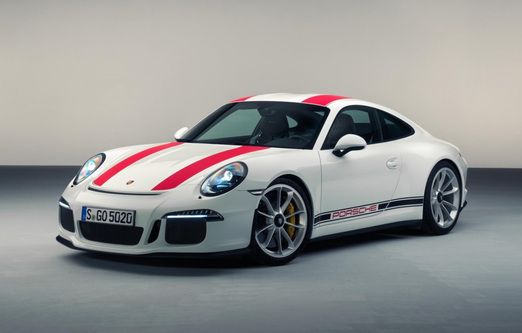 Future special edition Porsches may only be available as a lease