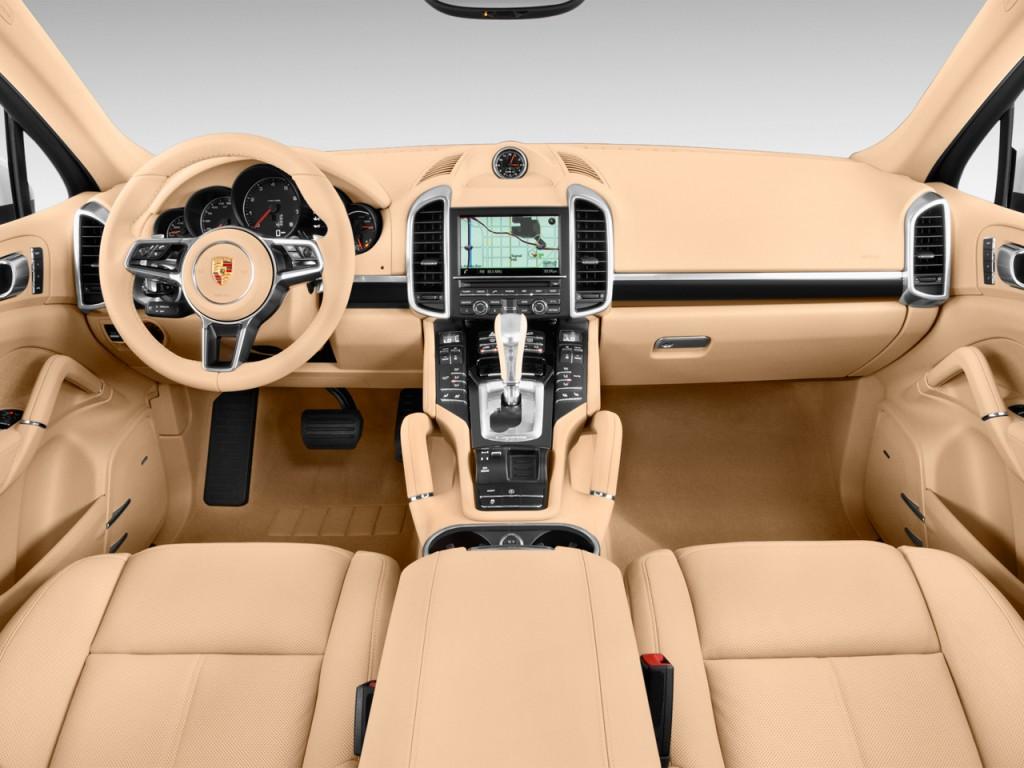 Image 2016 Porsche Cayenne Awd 4 Door Dashboard Size