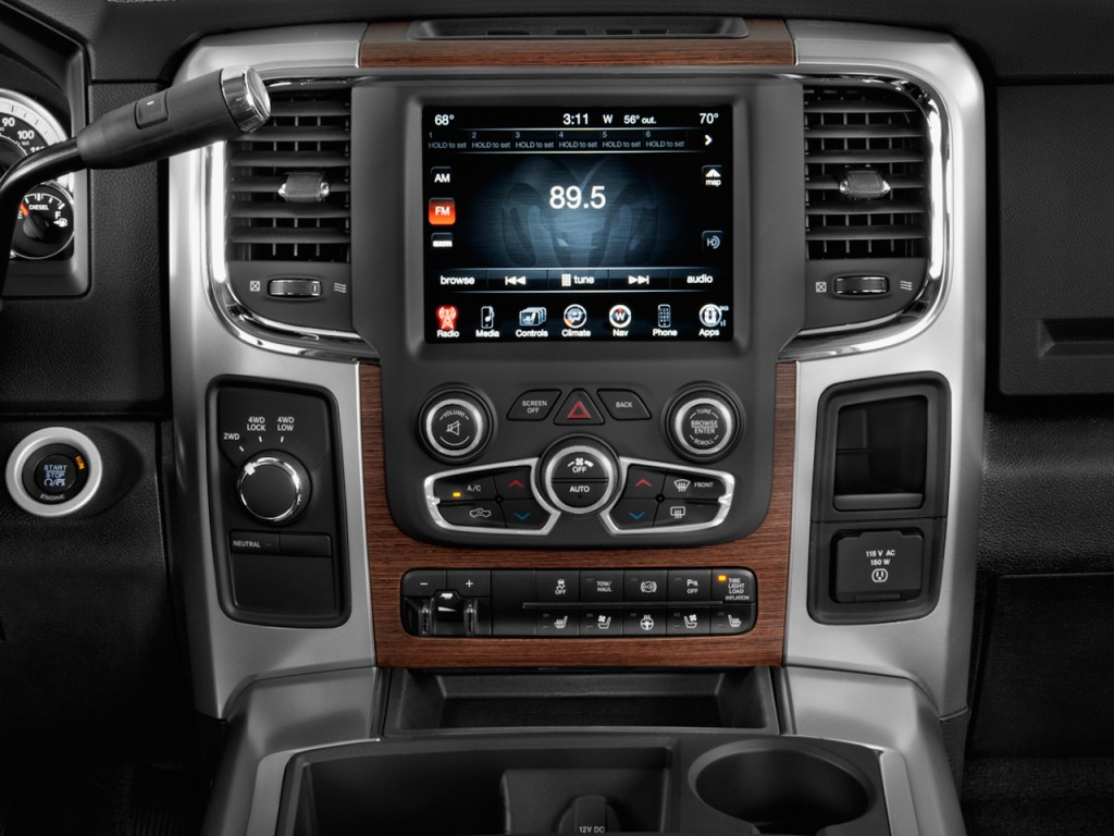 image 2016 ram 2500 2wd mega cab 160 5 laramie instrument panel size 1024 x 768 type gif. Black Bedroom Furniture Sets. Home Design Ideas