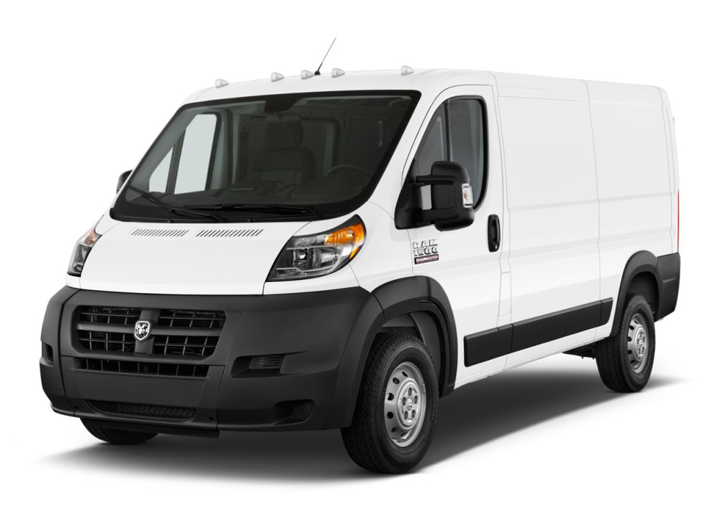 Image 2016 Ram Promaster 1500 Low Roof 136 Quot Wb Angular