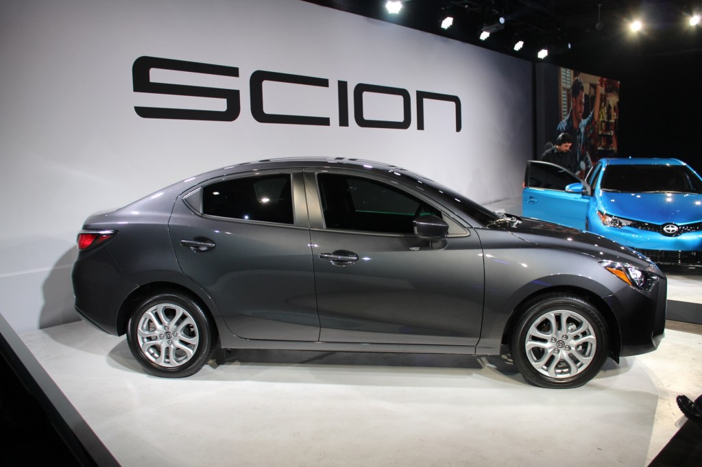 2016 Scion iA Video Preview