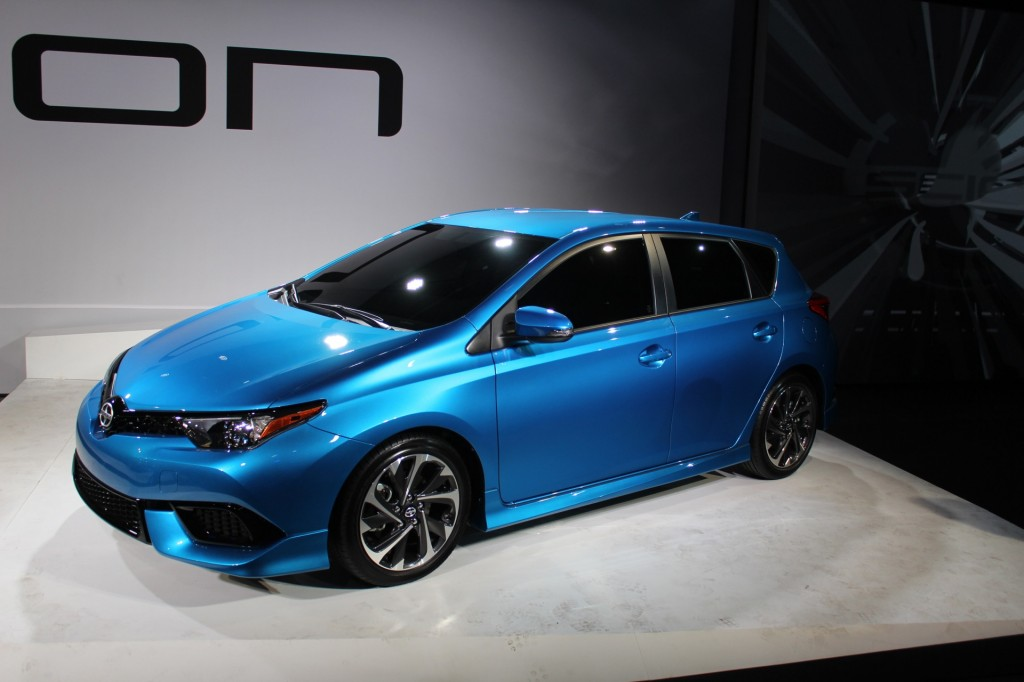 2016 Scion iM Video Preview