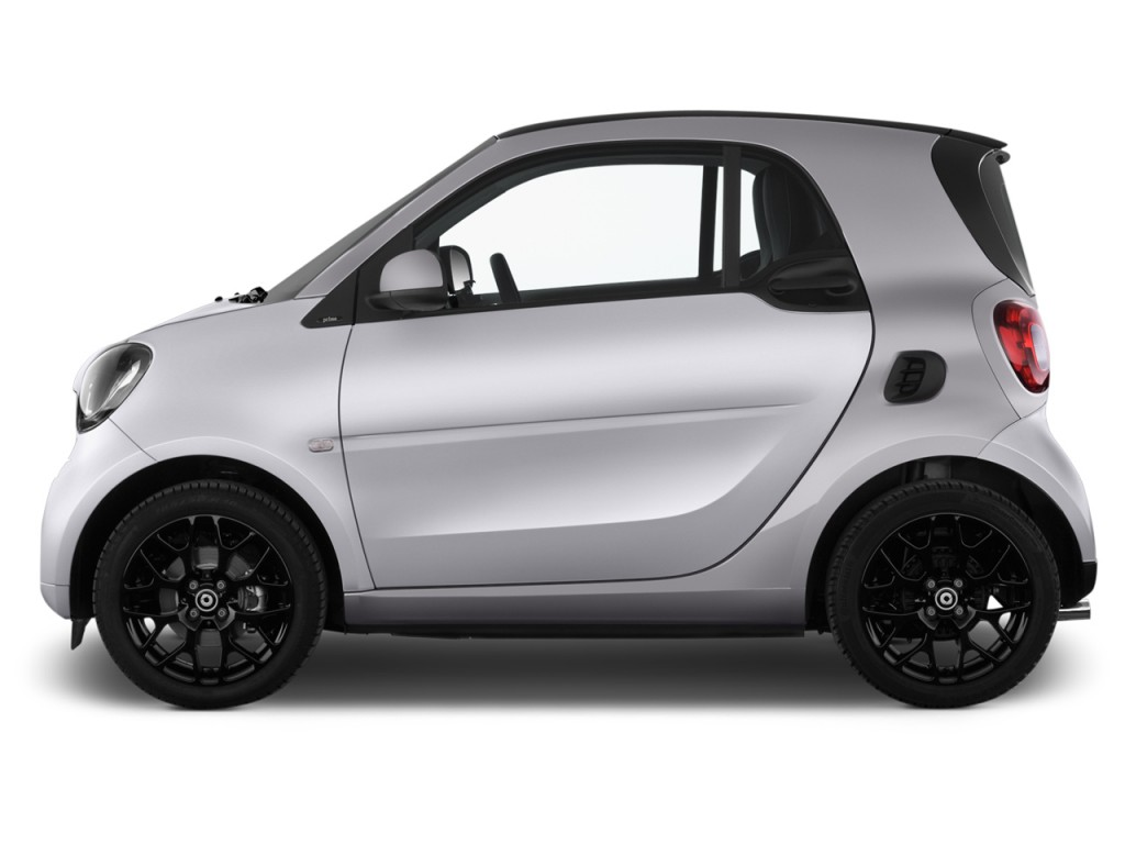 image 2016 smart fortwo 2door coupe prime side exterior