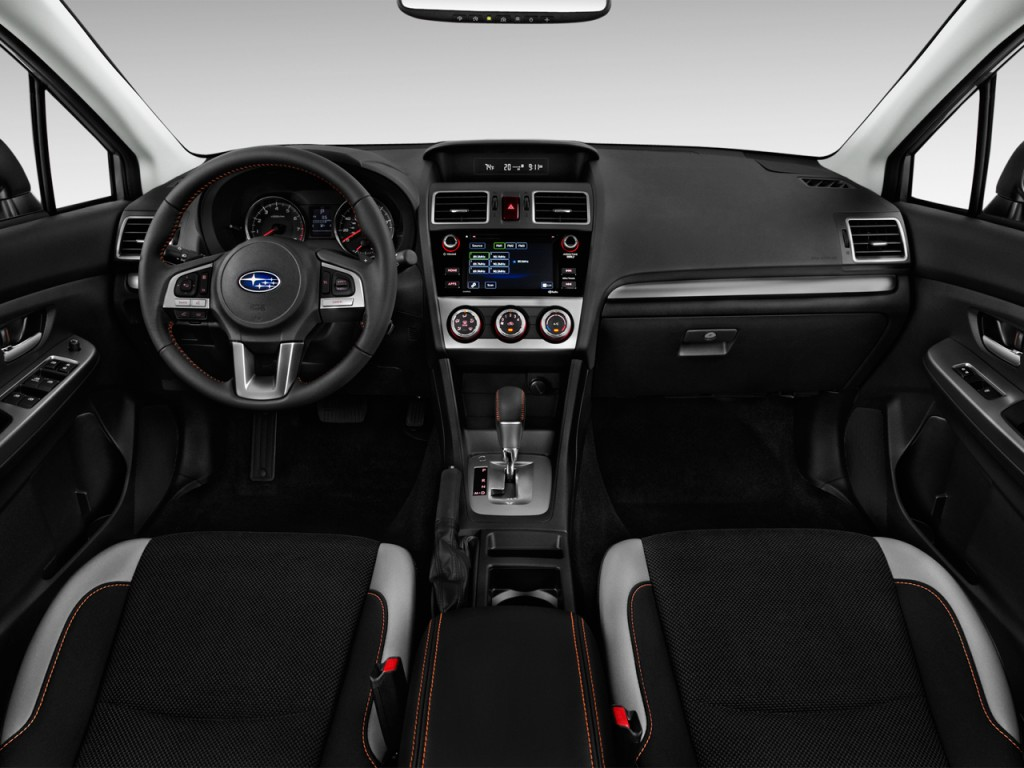 Image 2016 Subaru Crosstrek 5dr Cvt 2 0i Premium