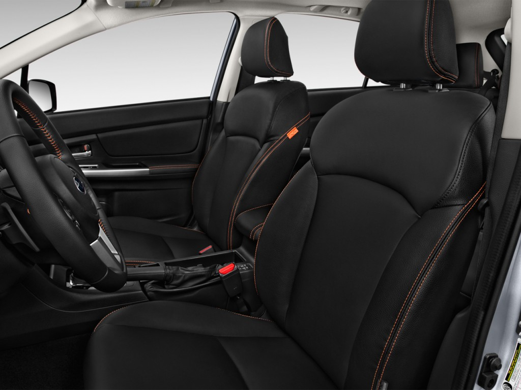 image 2016 subaru crosstrek hybrid 5dr touring front seats size 1024 x 768 type gif posted. Black Bedroom Furniture Sets. Home Design Ideas