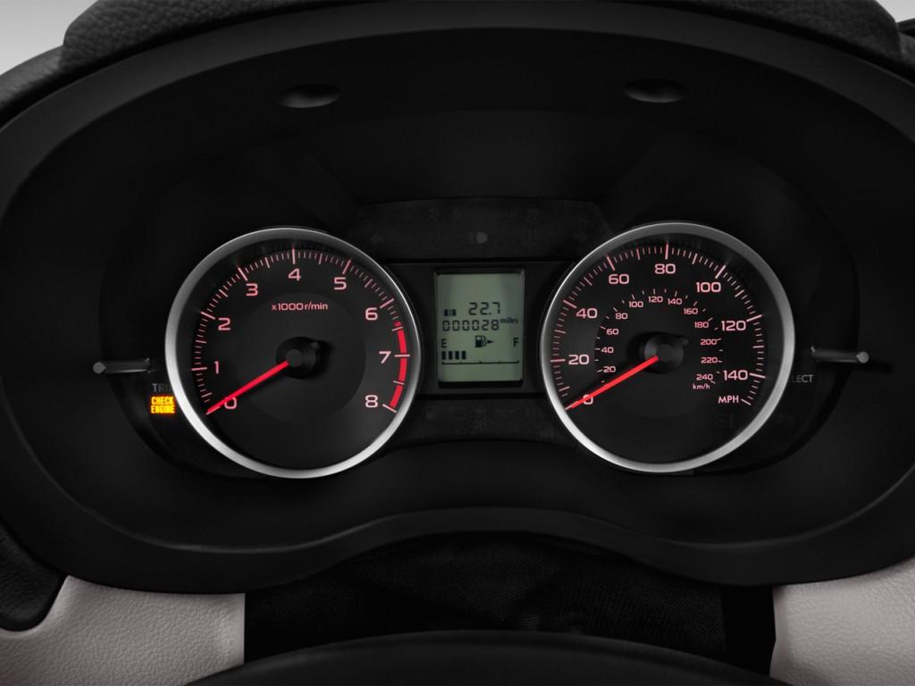 Image 2016 Subaru Forester 4 Door Cvt 2 5i Pzev