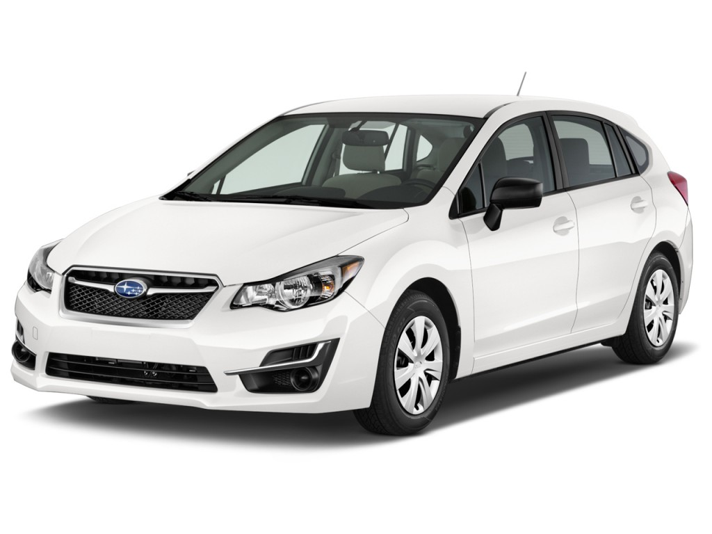 2016 Subaru Impreza Review Ratings Specs Prices And Photos The Car Connection
