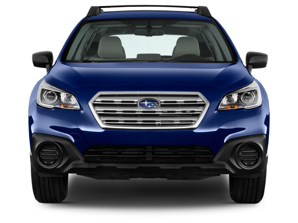 Image: 2016 Subaru Outback 4-door Wagon 2.5i Front Exterior View, size: 1024 x 768, type: gif ...