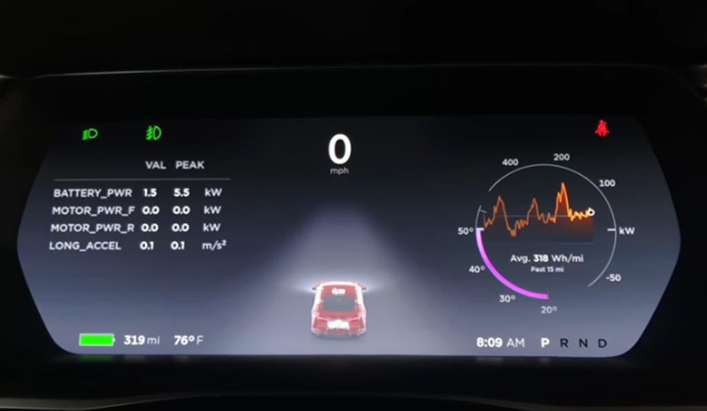 V8 Energy Review >> Tesla 'Ludicrous Plus' mode slashes Model S P100D 0-60 mph time to below 2.5 s