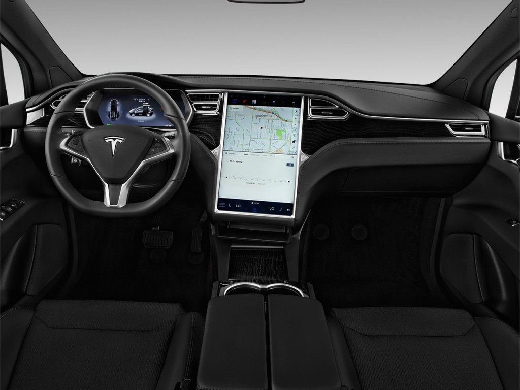 image 2016 tesla model x awd 4 door 75d dashboard size 1024 x 768 type gif posted on. Black Bedroom Furniture Sets. Home Design Ideas