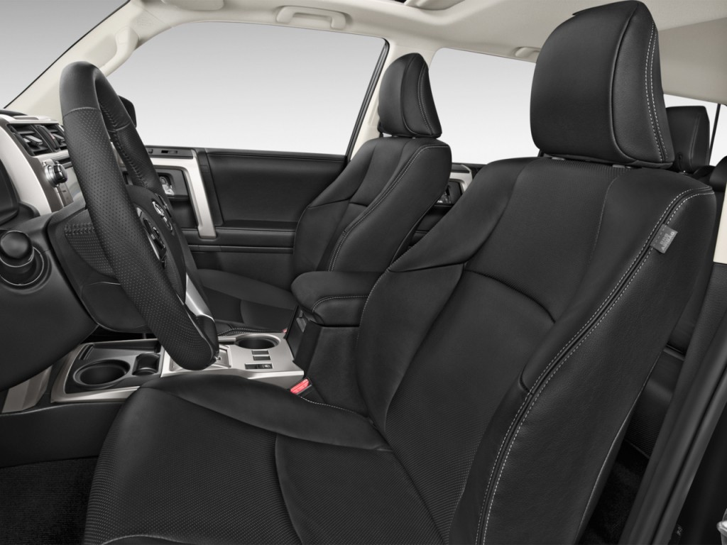 Image: 2016 Toyota 4Runner RWD 4-door V6 Limited (Natl ...