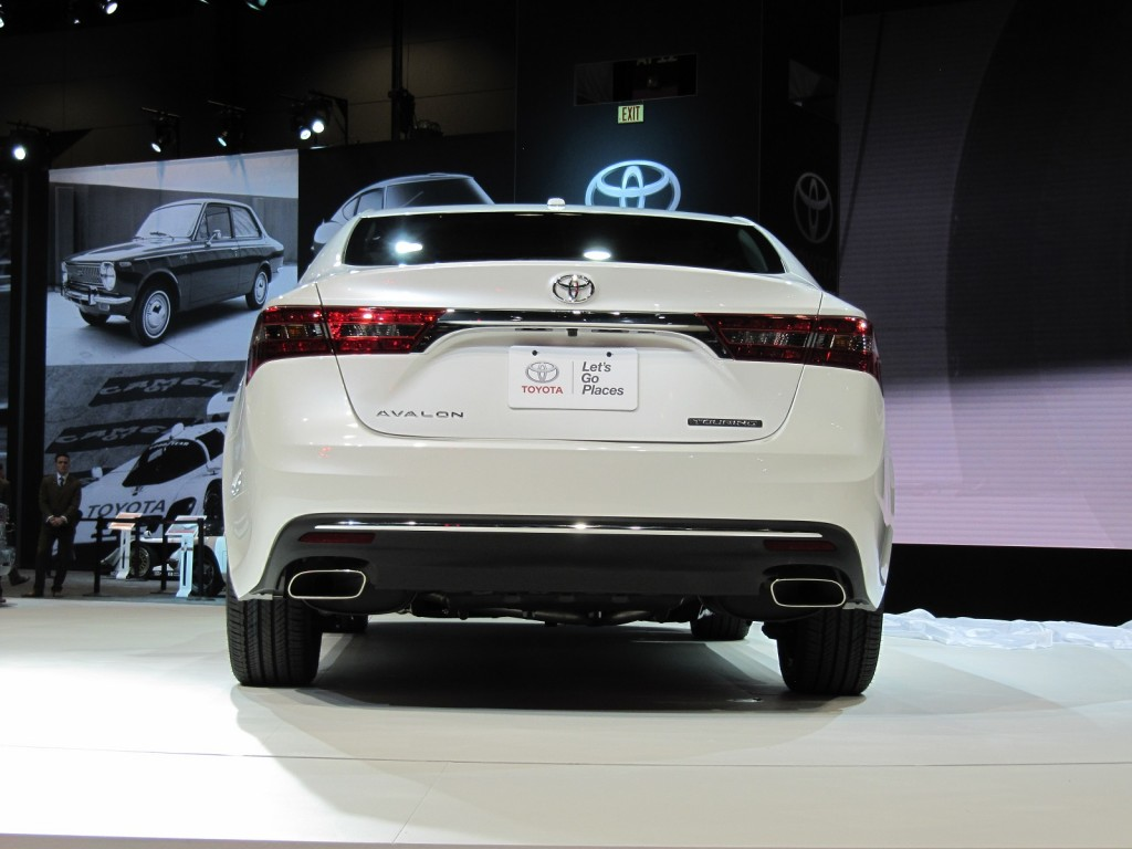 Image 2016 Toyota Avalon Launch At 2015 Chicago Auto Show Size 1024 X 768 Type Gif Posted