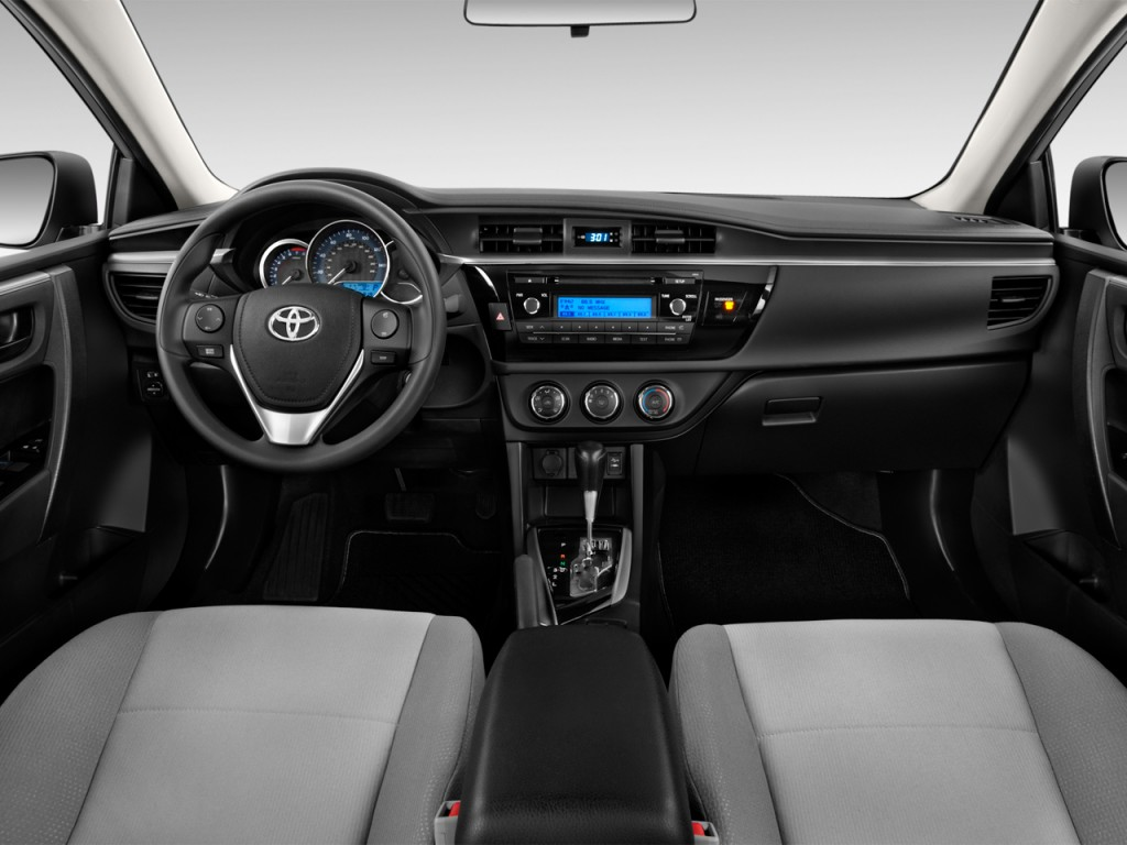 Image: 2016 Toyota Corolla 4-door Sedan Auto L (GS ...