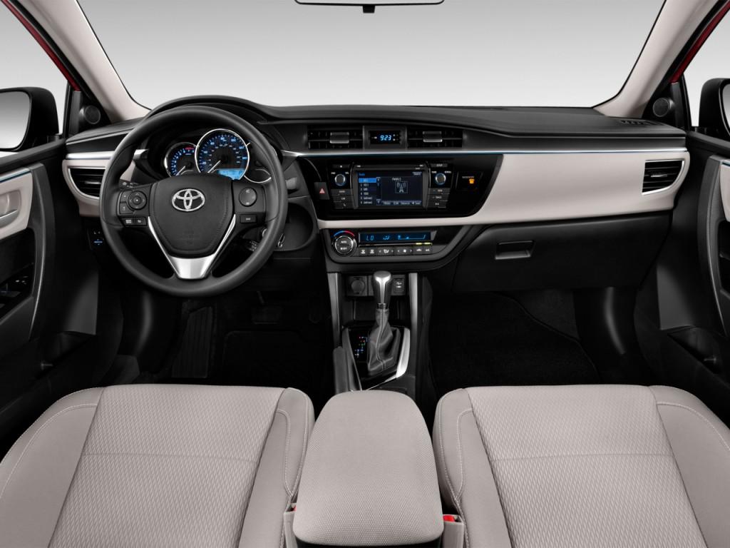 image 2016 toyota corolla 4 door sedan cvt le gs dashboard size 1024 x 768 type gif. Black Bedroom Furniture Sets. Home Design Ideas