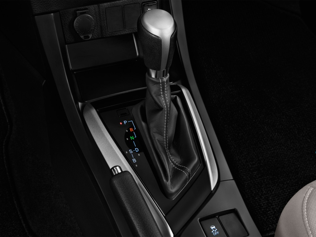 Image 2016 Toyota Corolla 4 Door Sedan Cvt Le Gs Gear Shift Size 1024 X 768 Type Gif