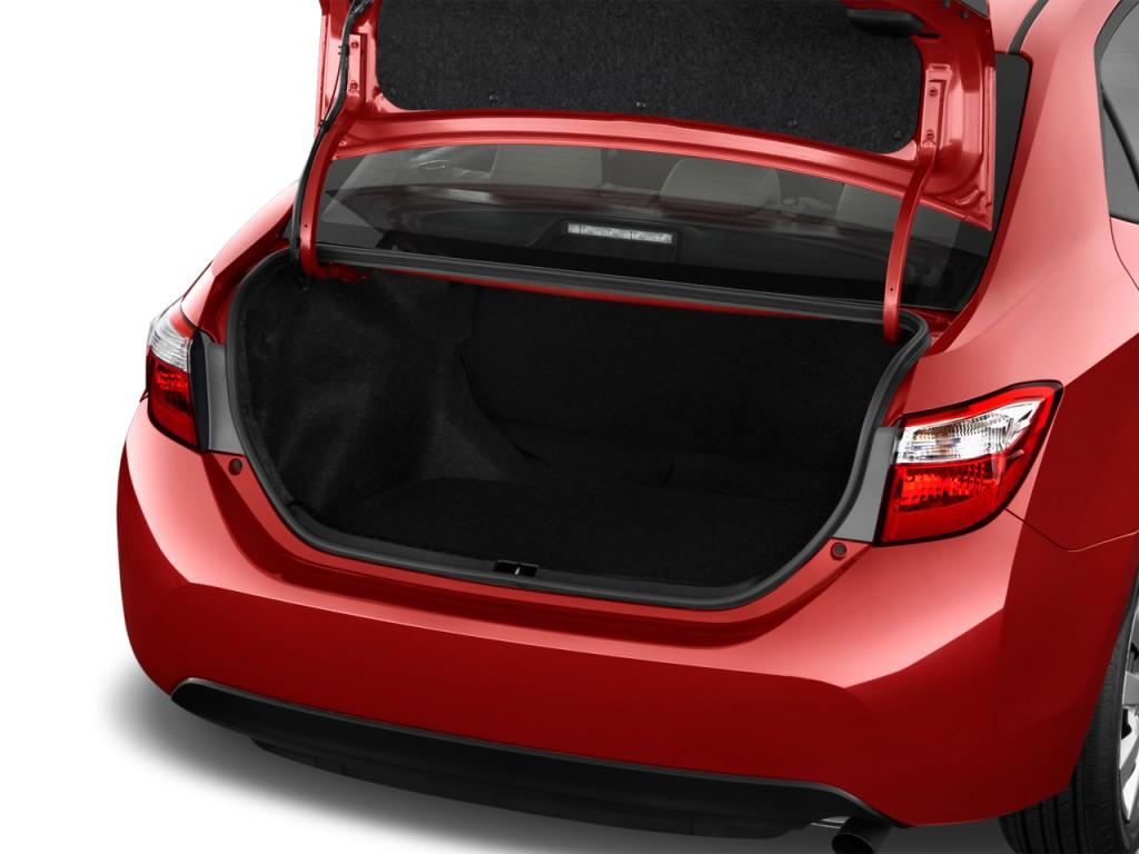 image 2016 toyota corolla 4 door sedan cvt le gs trunk size 1024 x 768 type gif posted. Black Bedroom Furniture Sets. Home Design Ideas