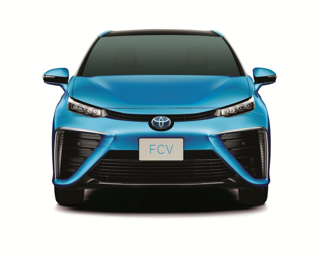 2016 Toyota Fuel Cell Sedan