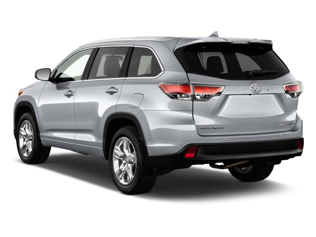 Image 2016 Toyota Highlander Fwd 4 Door V6 Limited Natl
