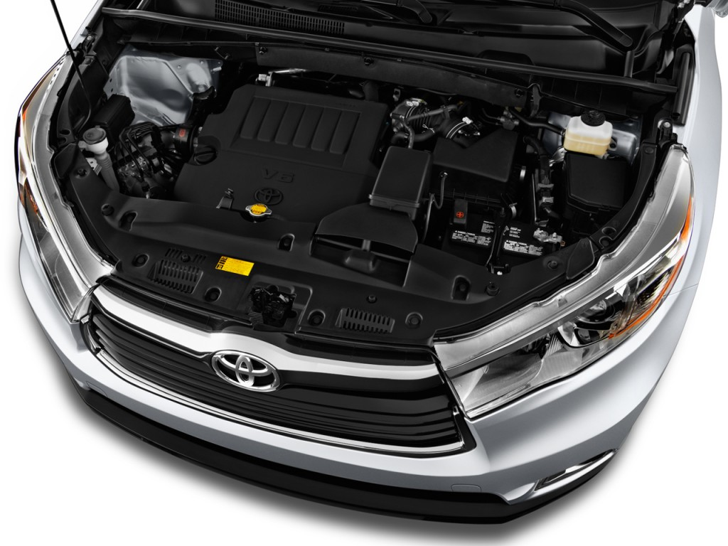 Image: 2016 Toyota Highlander FWD 4-door V6 Limited (Natl ...