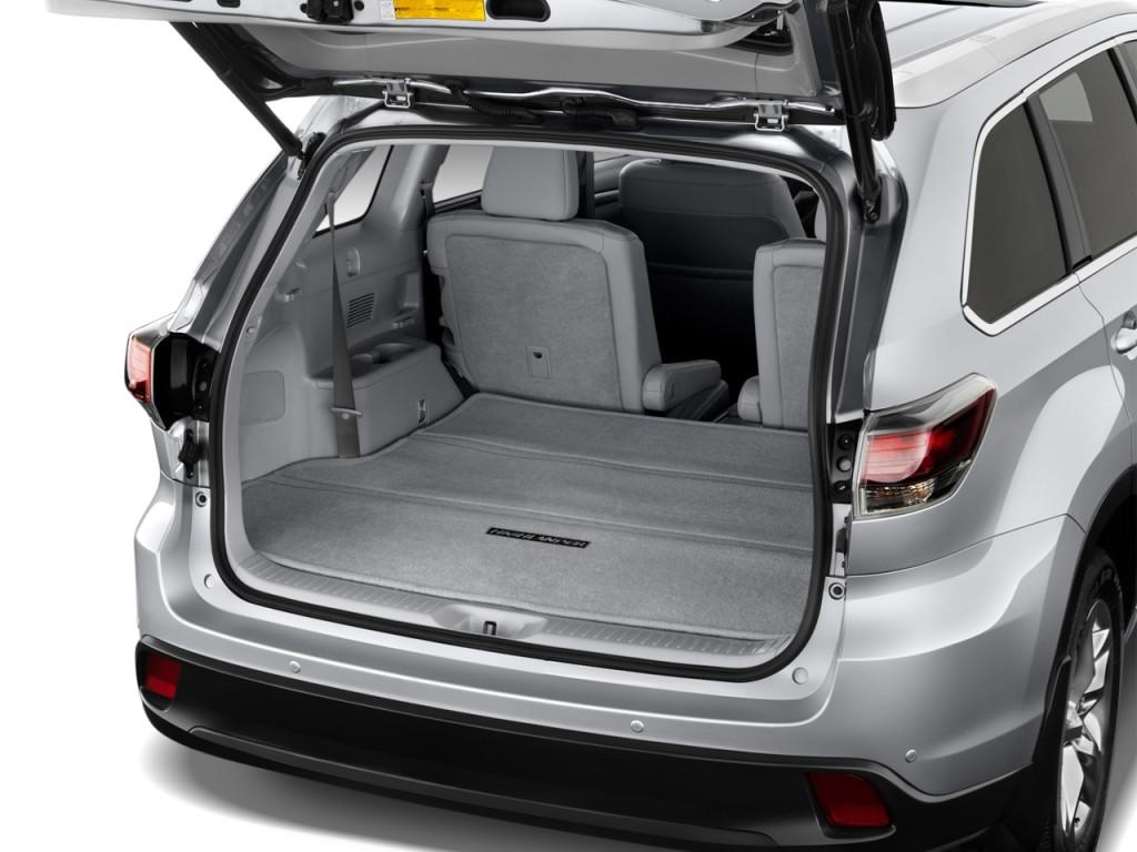 Infiniti Qx60 Seating Capacity >> Image: 2016 Toyota Highlander FWD 4-door V6 Limited (Natl ...