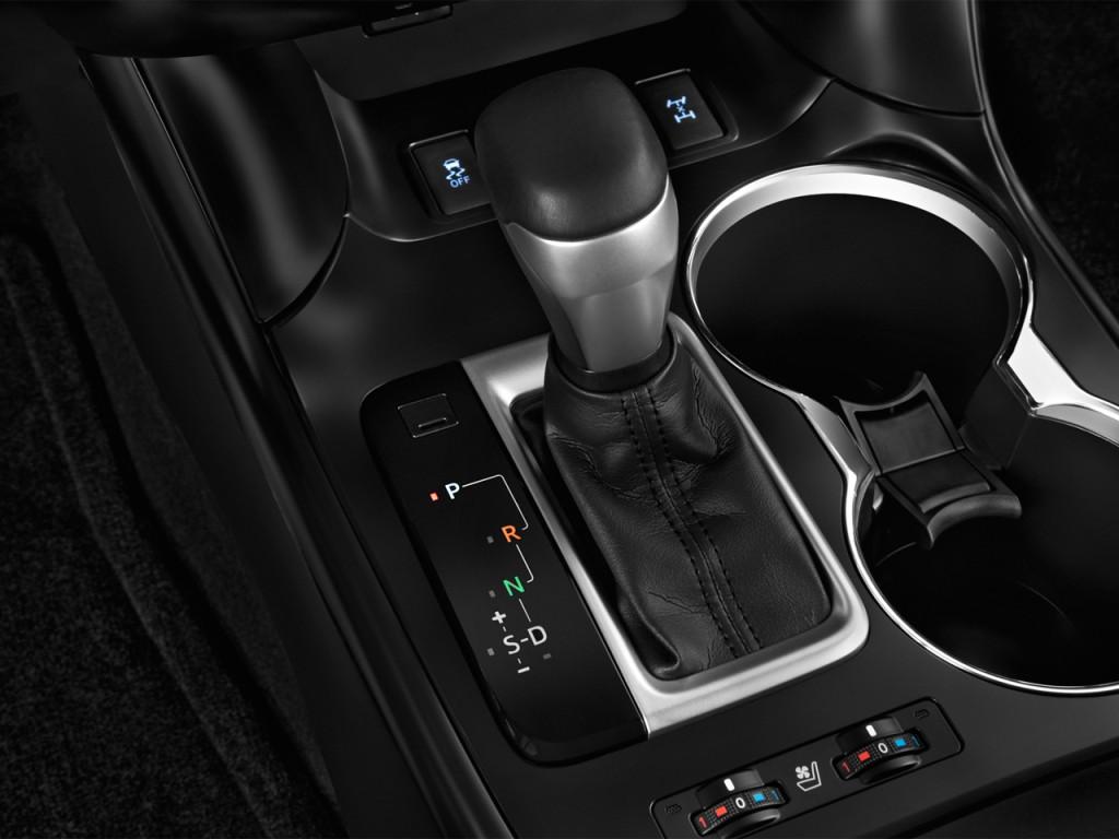 Image: 2016 Toyota Highlander FWD 4-door V6 Limited ...