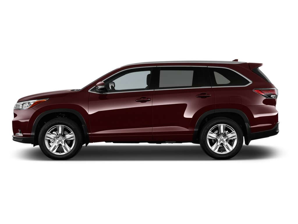 Gmc Columbia Sc >> Image: 2016 Toyota Highlander FWD 4-door V6 Limited Platinum (Natl) Side Exterior View, size ...