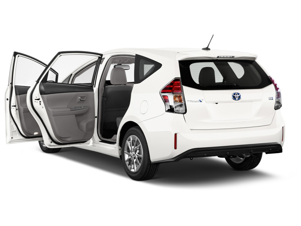 image 2016 toyota prius v 5dr wagon four natl open doors size 1024 x 768 type gif posted. Black Bedroom Furniture Sets. Home Design Ideas