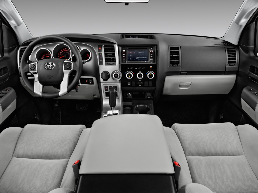 Image: 2016 Toyota Sequoia 4WD 5.7L SR5 (Natl) Dashboard, size: 1024 x 768, type: gif, posted on ...