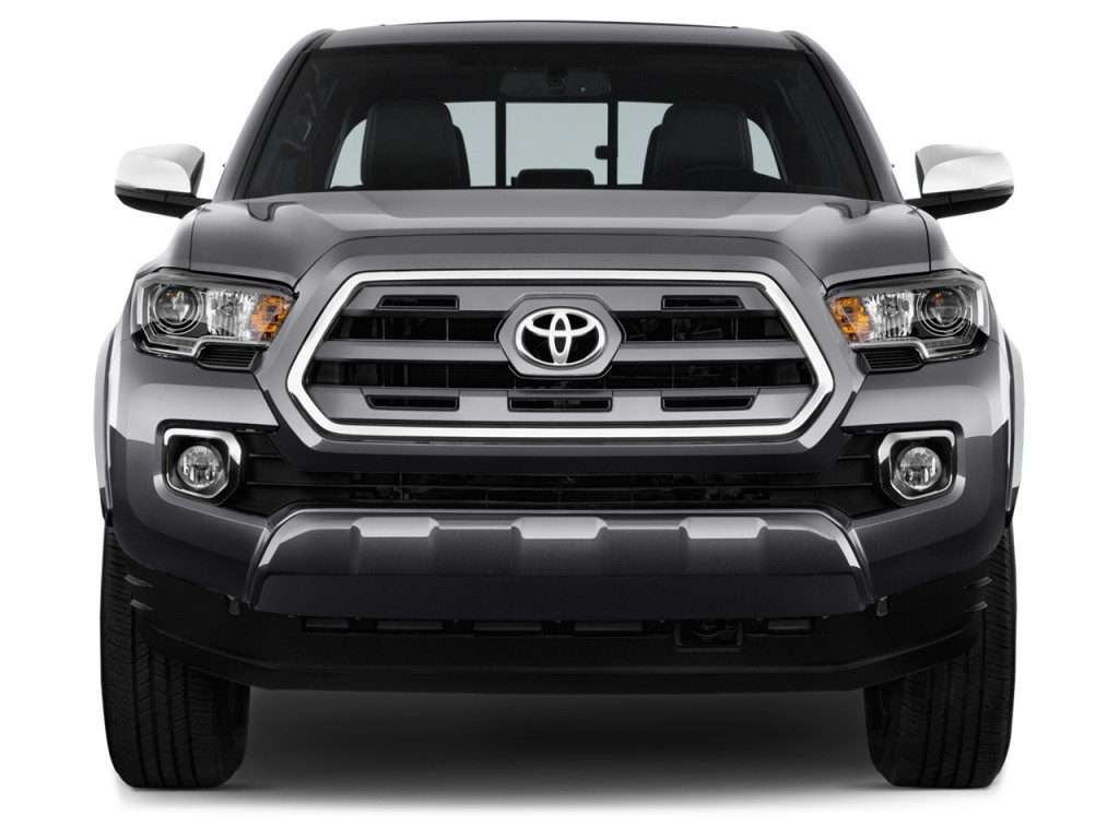 Used Nissan Altima For Sale >> Image: 2016 Toyota Tacoma 2WD Double Cab V6 AT Limited (Natl) Front Exterior View, size: 1024 x ...