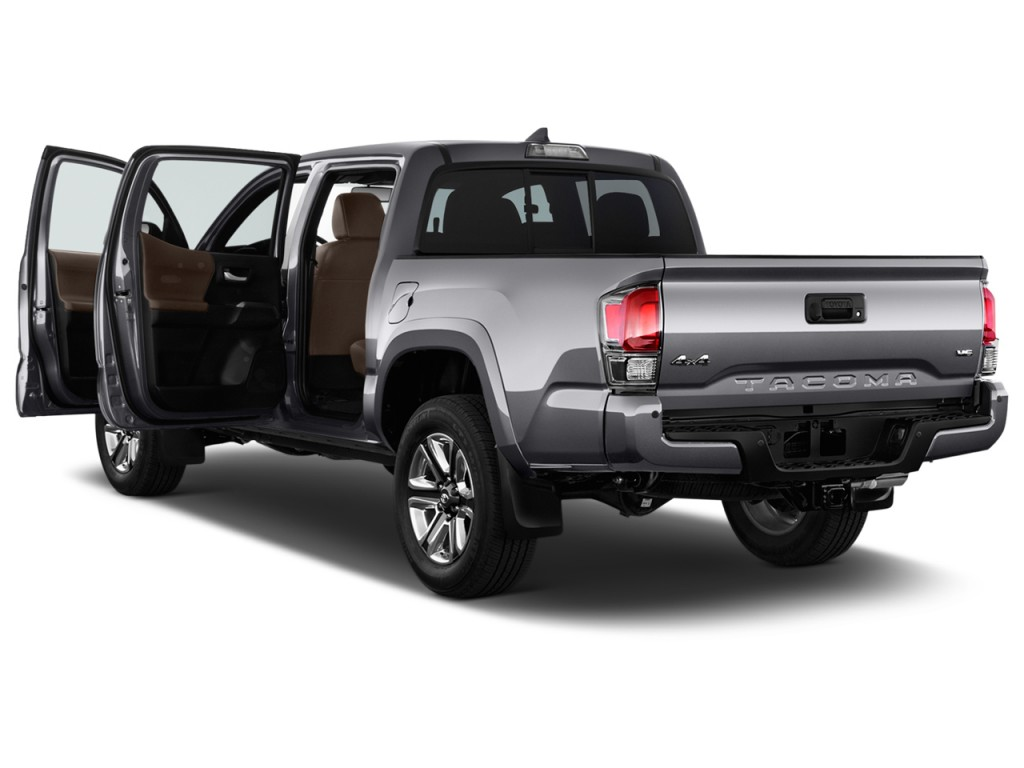 image 2016 toyota tacoma 2wd double cab v6 at limited natl open doors size 1024 x 768 type. Black Bedroom Furniture Sets. Home Design Ideas