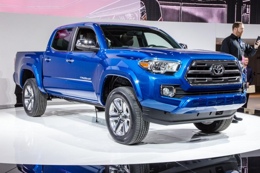 Worksheet. 2016 Toyota Tacoma Video