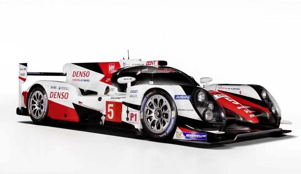 Image: 2016 Toyota TS050 Hybrid LMP1 race car, size: 1024 ...