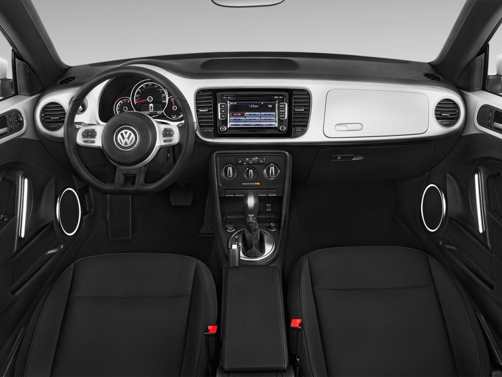 Image: 2016 Volkswagen Beetle Convertible 2-door DSG 2.0T ...