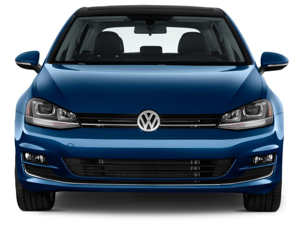 image 2016 volkswagen golf 4 door hb auto tsi sel front exterior view size 1024 x 768 type. Black Bedroom Furniture Sets. Home Design Ideas